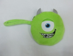 Monsters University Anime Plush Purse(13CM*13CM)