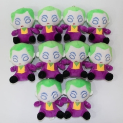 Batman Anime Plush Pendant 12*9cm(10pcs/set)