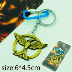 Hunger Games Anime Keychain