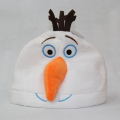 Frozen Anime Plush Hat 30*22cm