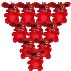 Five Nights at Freddy's Anime Plush Pendant 10cm(10pcs/set)
