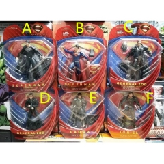 DC Man of Steel Anime Figure (6 Inch)