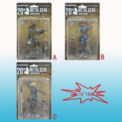 Metal Gear Anime Figure 14~15cm