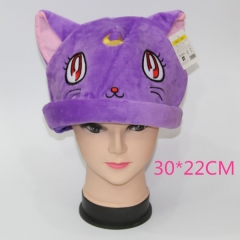 Sailor Moon Anime Plush Hat
