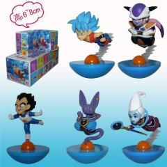 Dragon Ball Z Anime Figure (5pcs/set)