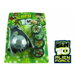 Ben10 Anime Watch