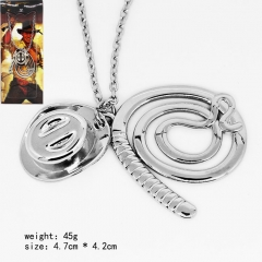Raiders of the Lost Ark Anime Necklace