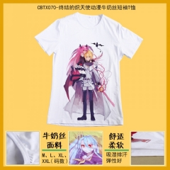 Seraph of the end Anime T shirts Wholesale