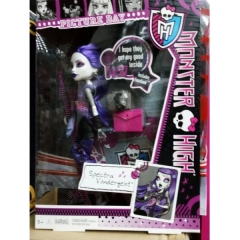 Monster High Anime Figure (10 Inch)