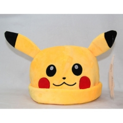Pokemon Anime Plush Hat 30*20cm