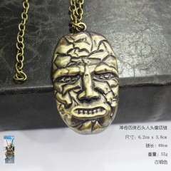 Fantastic Four Anime Necklace