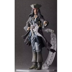 CRAZY TOYS Pirates of the Caribbean Anime Figure (10 Inch)