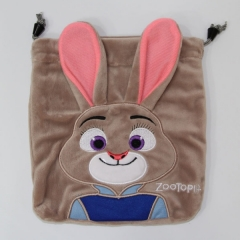 Zootopia Anime Plush Bag 18*20cm