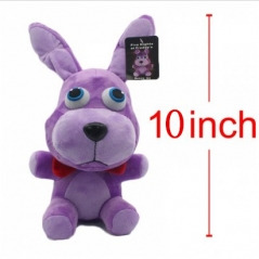 Five Nights at Freddy's Bonnie Anime Plush Toys 10Inch