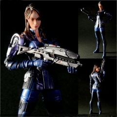 Play Arts MASS EFFECT Model Anime Figure wholesale(10 Inch)