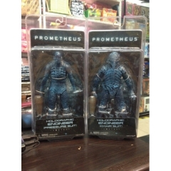 Neca Prometheus Holographic Engineer Figure Set 6 Inch