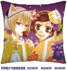 kamisama love Anime Pillow 45*45CM (two-sided)