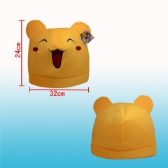 Card Captor Sakura Anime Plush Hat