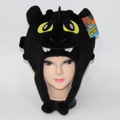 How to Train Your Dragon Anime Plush Hat 35*28cm