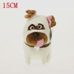 The Secret Life of Pets Anime Plush Toy 15CM