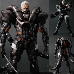 Paly Arts Metal Gear Anime Figure (12 Inch)