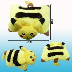 Pokemon Anime Plush Pillow(42*36cm)