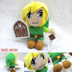 The Legend Of Zelda Anime Plush Toy 29CM