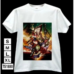 Kabaneri of the Iron Fortress Anime T shirts