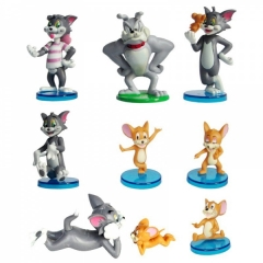 Tom and Jerry Anime Figure (3-6CM)