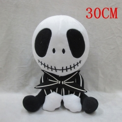 The nightmare before Christmas Anime Plush Toy (30cm)