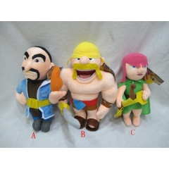 Clash of Clans Anime Plush Toy(33cm)