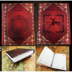 Fate Stay Night Anime Notebook
