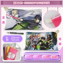 Seraph of the end Stationery Anime Pencil Bag