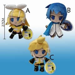 Vocaloid Anime Plush Toy(27cm)