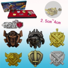 Clash of clans Anime Brooch
