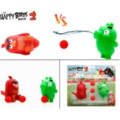 Angry Birds Anime Figure 9CM (Set)
