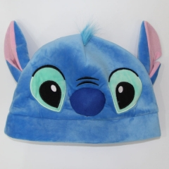 Lilo Stitch Anime Plush Hat 30*22cm