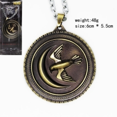 Power Game Anime Necklace