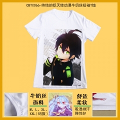 Seraph of the end Anime T shirts For Boy or Girls
