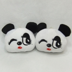 Panda Anime Plush Toy 15cm(set)