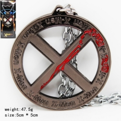 X-Men Anime Necklace