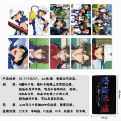 The Prince of Tennis Anime Stickers (5pcs/Set)