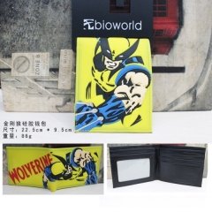 Wolverine Anime Wallet