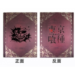 Tokyo Ghoul Anime Notebook