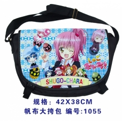 Shugo Chara Anime Canvas Bag