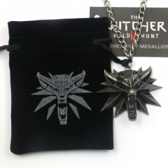 The Witcher 3 Wholesale Anime Necklace(12pcs per set)