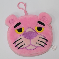 Pink Panther Anime Plush Purse (12*12cm)