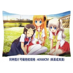 Charlotte Anime Pillow (40*60CM)two-sided