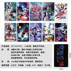 Ultraman Anime Stickers(5pcs/set)