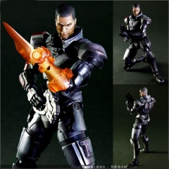 Play Arts MASS EFFECT PVC Fashion Anime Figure (10 Inch)
